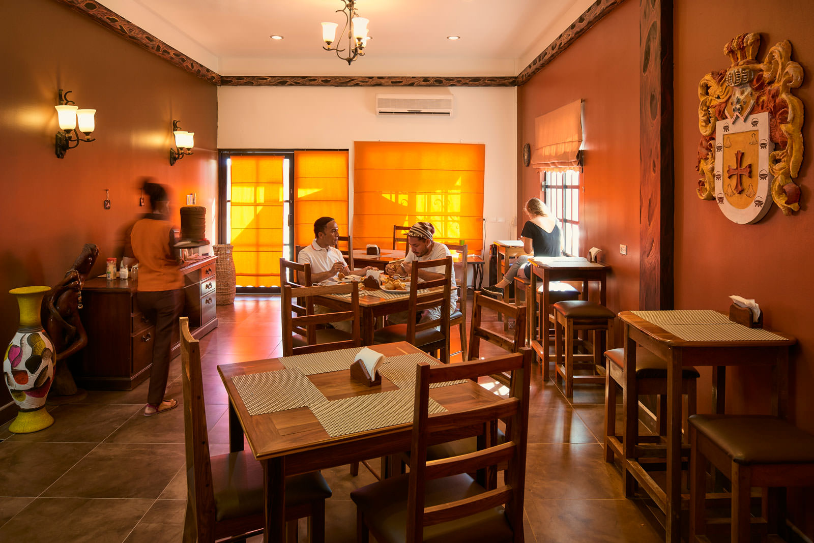 Cocina La Malinche, the ideal place to start your day